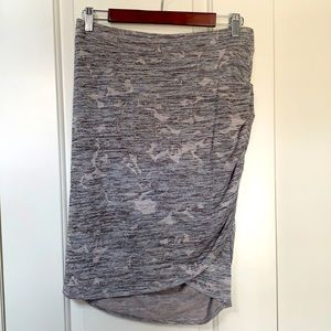 Wilfred knit wrap skirt size L/fits more M